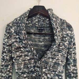 Wet Seal Sweaters - Wet Seal cardigan sweater. Size XS